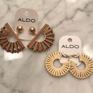 ALDO LOT - 2 sets of Boho Earrings